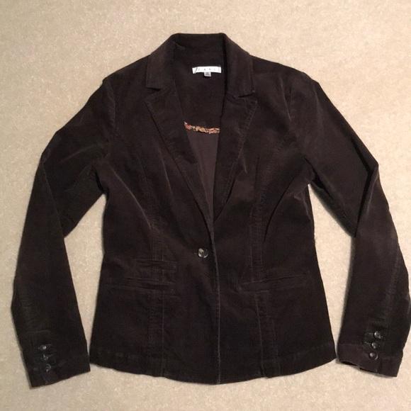 CAbi Jackets & Blazers - EUC CAbi brown corduroy blazer Sz M